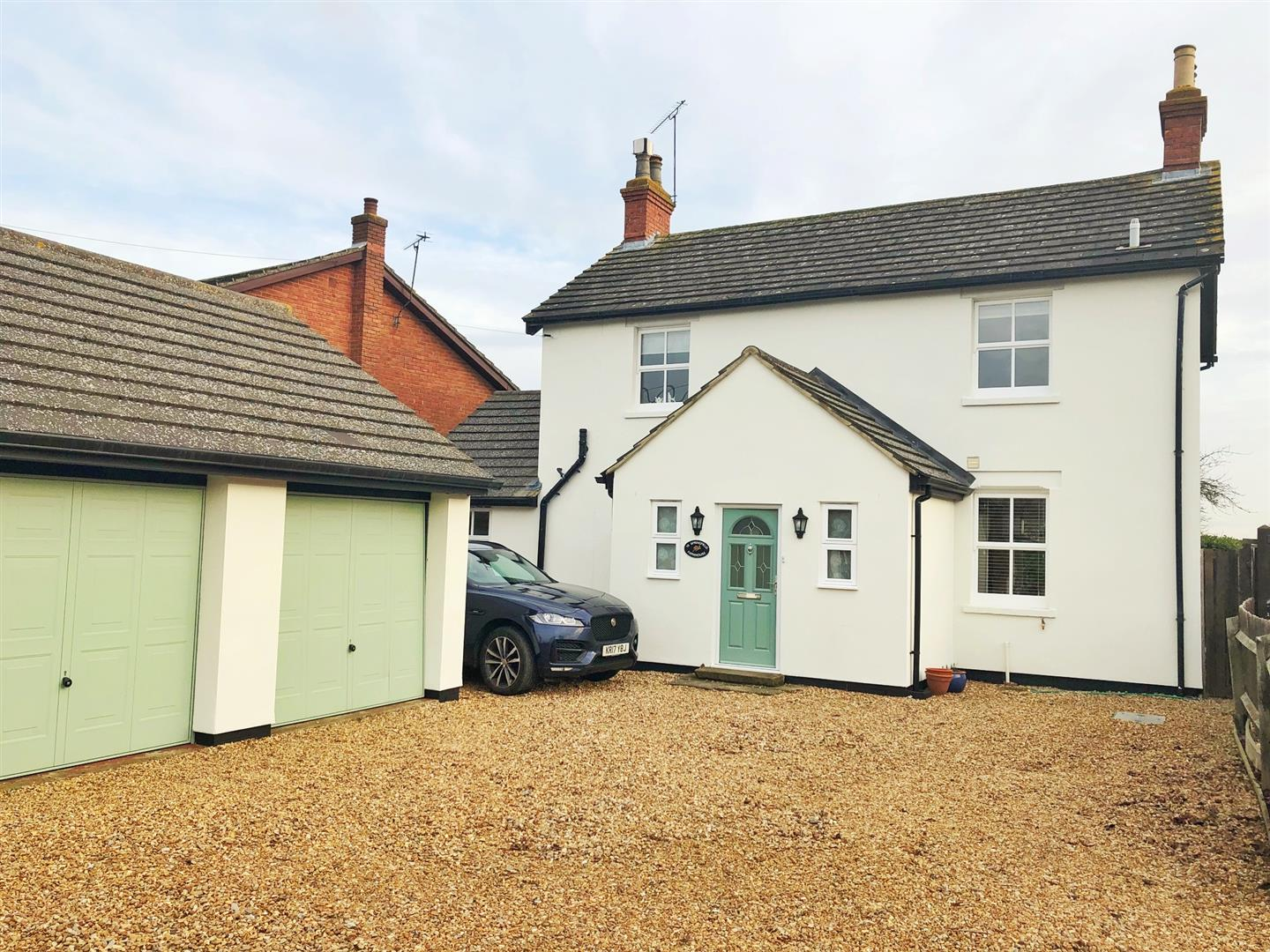 **VILLAGE LOCATION**<br/><br/>This lovely Edwardian Farmhouse which was built c1900 has been recently upgraded and refurbished to a high standard. It has been a loved family home and has many original features including double height ceilings.<br/><br/>Th